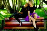Jocelyn and Lisa
